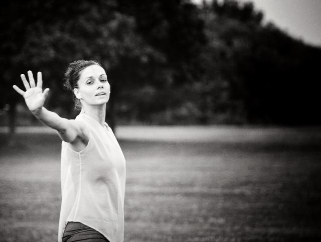 Julia Garlisi. Photo by Jennifer Scime.
